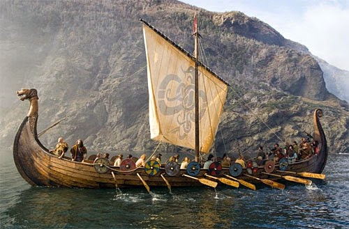Image result for viking longship horse